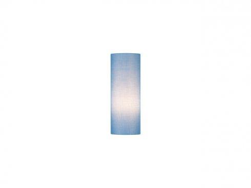 Stínítko svítidla FENDA, D150/H400, válcové, modré LA 156147