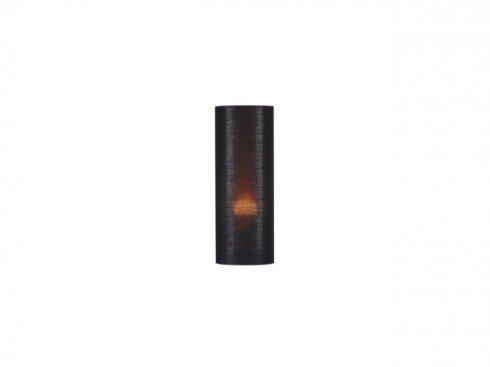 Stínítko svítidla FENDA, D150/H400, válcové, černé/měď  LA 156152