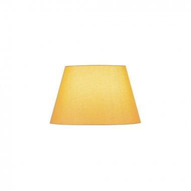 FENDA stínítko svítidla kónické žluté ?/V 455/28 - BIG WHITE