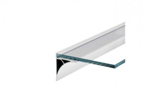 GLENOS regálový profil 60, matný bílý, 60 cm LA 213531