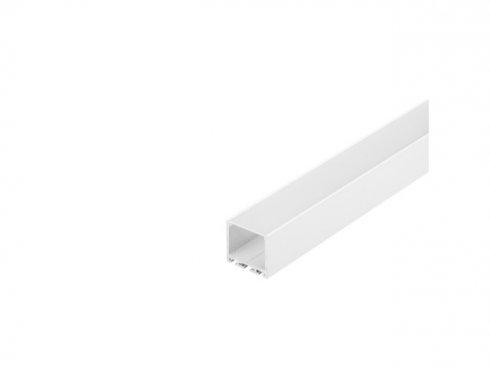 GLENOS Profi profil 3030-300, matný bílý, 3 m SLV LA 213631
