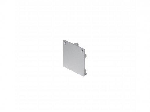GLENOS koncový kryt Profi profilu 3030, stříbrný, 2 ks LA 213654