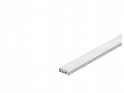 GLENOS akrylový kryt FLAT pro Profi profil 2609, 1 m LA 213741