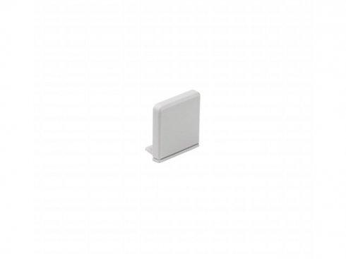 GLENOS koncová krytka pro Profi profil 2609 FLAT, matná bílá, 2 ks LA 213771