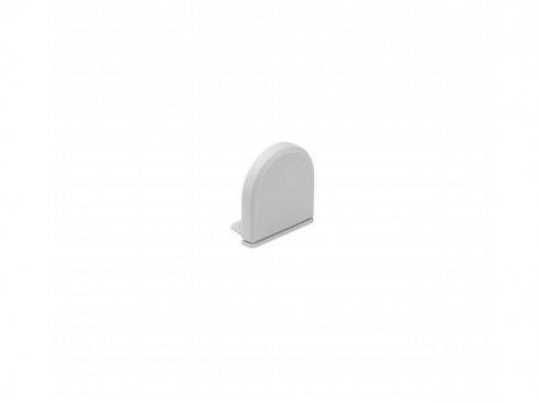 GLENOS koncová krytka pro Profi profil 2609 CURVED, matná černá, 2 ks LA 213781