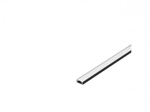 GLENOS lineární profil 1809-100, matná černá, 1 m LA 213800