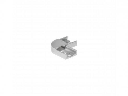 GLENOS 90° spojka pro lineární profil 1809, stříbrná, 2 ks LA 213844