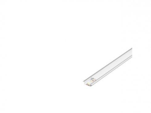 GLENOS lineární montážní profil 2508-200, eloxovaný hliník, 2 m LA 213862