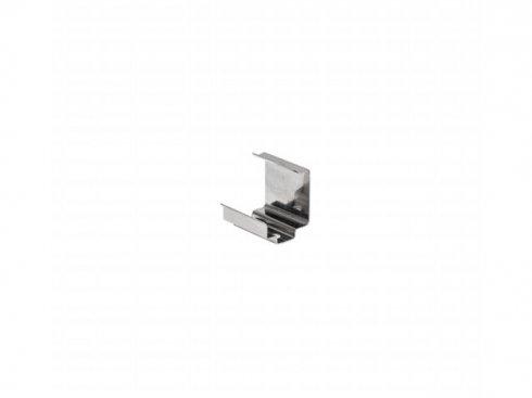 GLENOS držák pro lineární rohový profil 2720, nerezová ocel, 2 ks LA 213939