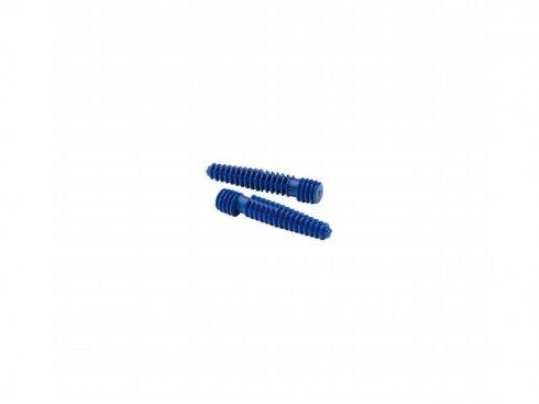 GLENOS hmoždinky pro profil nožní lišty, pro kámen/beton, 2 ks SLV LA 214068