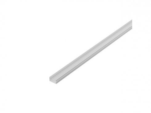 GLENOS, lineární profil 2713, bílý, 2 m, bílý matný LA 214331