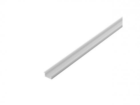 GLENOS, lineární vestavný profil 3314-200, 2 m, bílý matný LA 214401