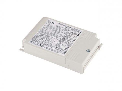 Ovladač TCI LED, 50 VA, 350–1 050 mA, přepínač DIP, vč. odlehčovacího profilu, DALI stmívatelný LA 464032