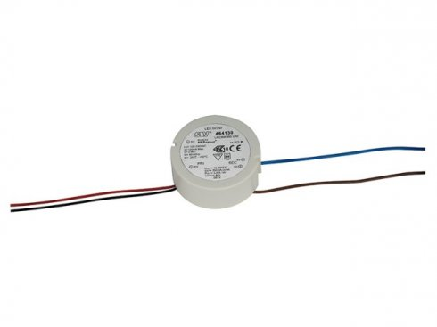 LED DRIVER 9W, 350mA, round, without strain relief 350 mA LA 464130