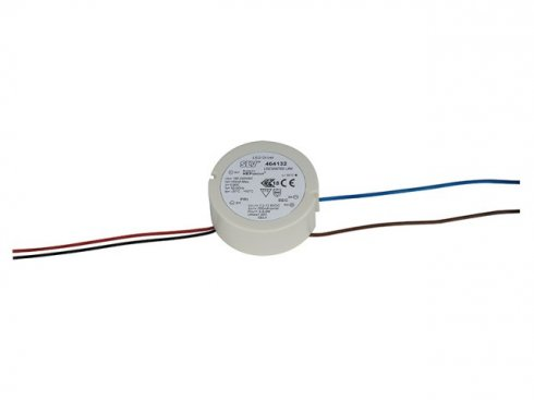 LED DRIVER 9W, 700mA, round, without strain relief 700 mA LA 464132