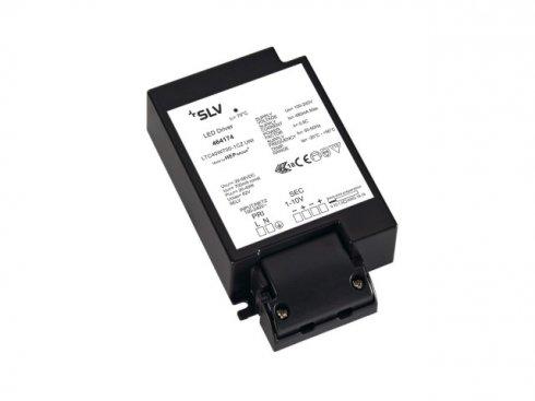 Ovladač LED 40 W, 700 mA, vč. odlehčovacího profilu, stmívatelný  SLV LA 464174