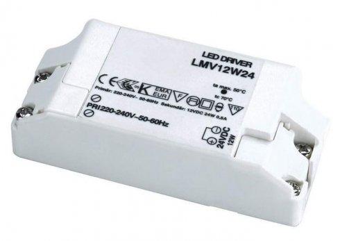 Napájení pro LED 230V/24V Power LED 12W SLV LA 470502