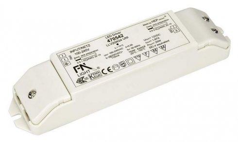 Napájení pro LED 230/24V Power LED 20W SLV LA 470542