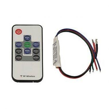 EASY LIM RF MINI RGB řídící jednotka 12V=/24V= LA 470650