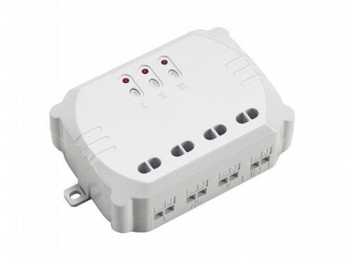 3-channel radio receiver module, max. 3000W SLV LA 470803