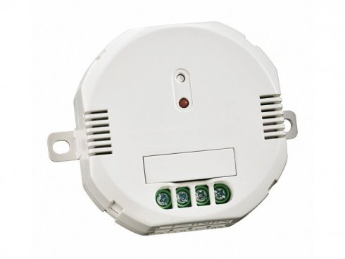 Bezdrátový montážní spínač se 6 paměťovými adresami max. 1 000 W SLV LA 470806