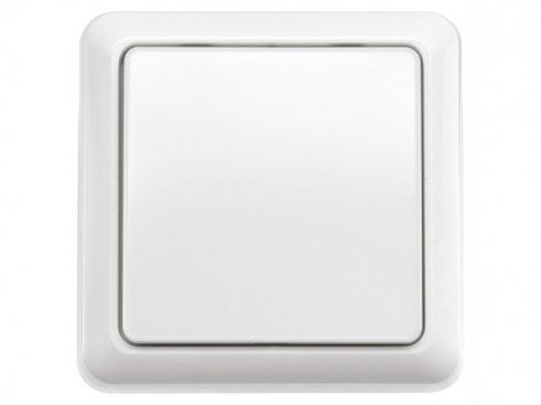 Bezdrátový nástěnný vypínač, jednoduchý LA 470812