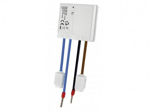 Bezdrátový modul s vypínači k spínání zásuvek pod omítkou, max. 3 500 W LA 470820
