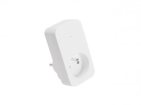 Bezdrátový zásuvkový spínač, BE/FR, vnitřní, max. 1 000 W  SLV LA 470823