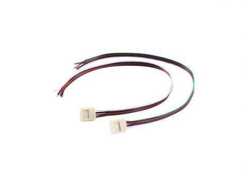 Napáječ pro FLEXSTRIP LED do šířky 10 mm, 50 cm SLV LA 552650