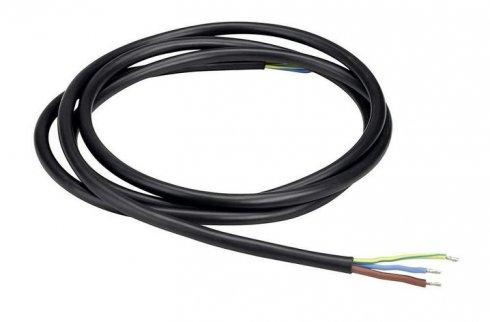 Doplněk spojovací kabel 3pól. černá SLV LA 961062