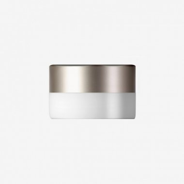 Stropní a nástěnné svítidlo LUCIS NOMIA 7,9W LED 4000K sklo argento dorato opál BS14.K2.N14.70