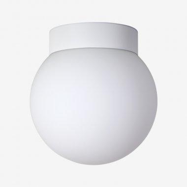 Stropní a nástěnné svítidlo LUCIS POLARIS S 4,9W LED 4000K sklo bílá opál BS14.L2.200.41-1