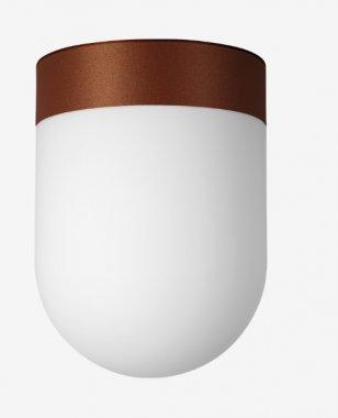 Stropní svítidlo RETRO LED 7,9W 3000K 990lm IP20 barva mědi