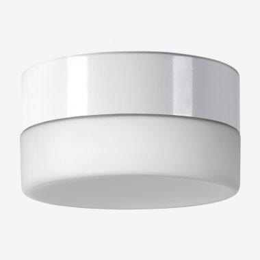 Stropní a nástěnné svítidlo LUCIS NOMIA 32W LED 4000K sklo bílá opál BS34.K2.N34.31-1