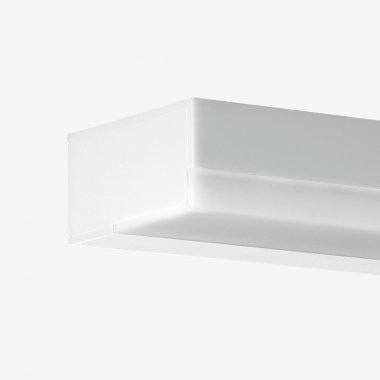 Nástěnné svítidlo LUCIS IZAR I 24W LED 3000K akrylátové sklo nerez I1.L11.900.83