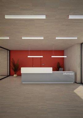 Stropní a nástěnné svítidlo LUCIS IZAR III 40W LED 4000K akrylátové sklo bílá I3.L12.1500.92-2