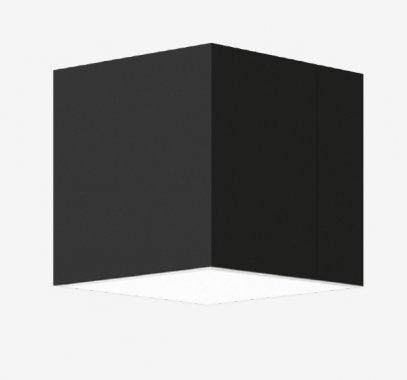 Stropní svítidlo LUCIS IZAR C 8,9W 1220lm 4000K černé