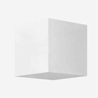 Stropní a nástěnné svítidlo LUCIS IZAR C 8,2W LED 4000K akrylátové sklo bílá IC.L2.150.91
