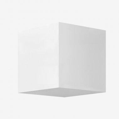 Stropní svítidlo; stropní a nástěnné svítidlo LUCIS IZAR C 11,3W LED 4000K akrylátové sklo bílá IC.L2.330.91