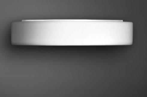 Stropní svítidlo LUCIS ZERO II LED 32W 4000K 4260lm 41,5cm sklo opál
