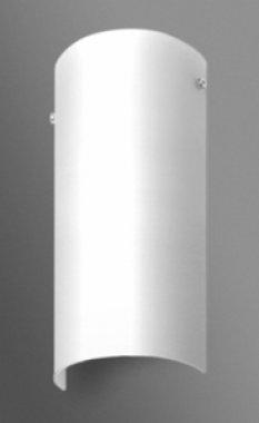 Nástěnné svítidlo LUCIS Maia 2x60W E14 triplex opál sklo bílé