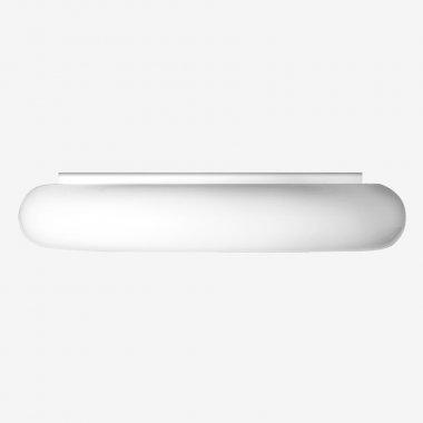 Stropní a nástěnné svítidlo LUCIS FORUM 34,8W LED 4000K sklo opál S43.K12.O50