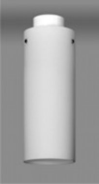 Stropní svítidlo LUCIS Maia 1x100W E27 triplexopál sklo bílé