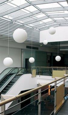 Závěsné svítidlo LUCIS POLARIS ZK 34,4W LED 4000K sklo chrom opál ZK.P2.500.80 DALI-3