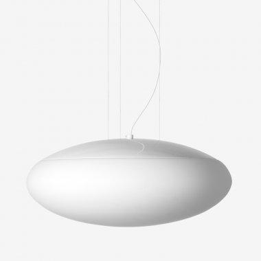 Závěsné svítidlo DAPHNE ZL 2x75(57)W E27 sklo bílá opál ZL3.12.D451.31