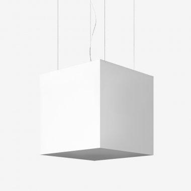 Závěsné svítidlo LUCIS IZAR C 46W LED 4000K akrylátové sklo bílá ZL4.IC.L12.600.91