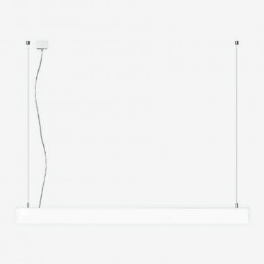 Závěsné svítidlo LUCIS IZAR III 40W LED 3000K akrylátové sklo bílá ZLI3.L11.1500.92