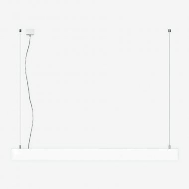 Závěsné svítidlo LUCIS IZAR III 19,5W LED 3000K akrylátové sklo bílá ZLI3.L13.1500.92