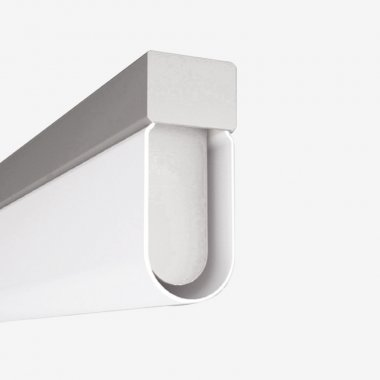Závěsné svítidlo LUCIS AULA ZT 32W LED 4000K akrylátové sklo bílá ZT.AU1.L12.1200.41-1
