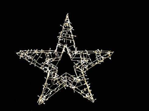 Hvězda 300 LED - 90cm MA31288